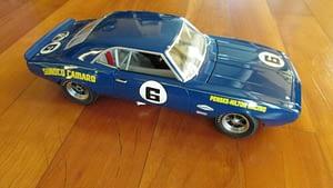 1968 Camaro Championship car