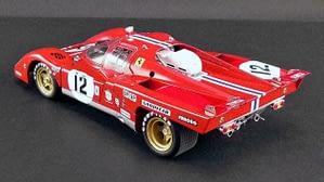 1:18 Scale Model 1971 Ferrari 512 M