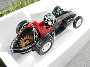 GMP Rodger McCluskey Chevy Sprint Dirt Race Car