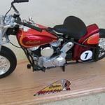 1948 Indiam race motorcycle