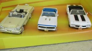 Ertl American Muscle Die Cast Cars