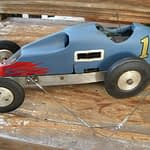 1946 Custom Professionally hand built gas tether race car
