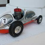 1950's McCoy .19 Mite Race Car - Joie Chitwood